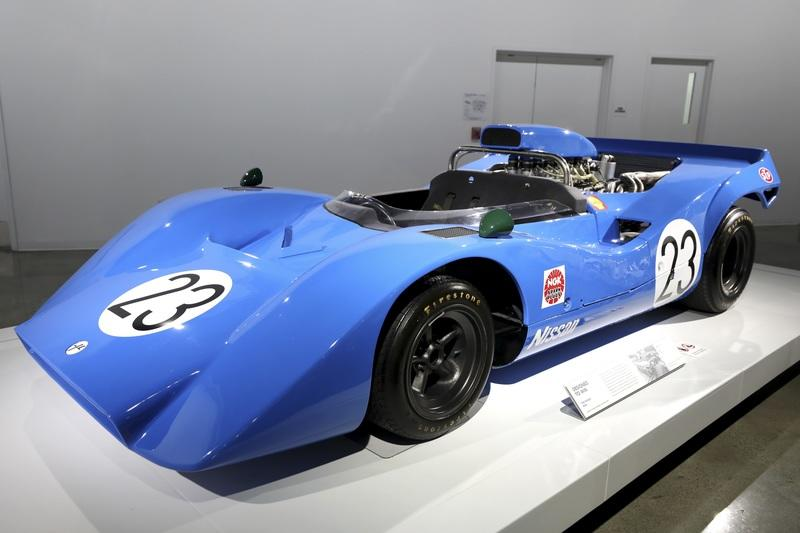 The Petersen Museum Finally Opens Its Vast Collection of Cars to the Public