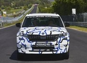 The Skoda Kodiaq RS Sets Nurburgring Record for Seven-Seat SUVs - image 783582