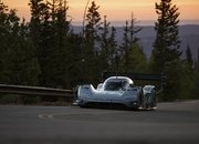 The Volkswagen I. D. R Pikes Peak Qualifies First, Setting Expectations for Winning and Record Breaking - image 784464