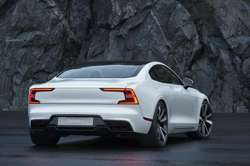 This is How Polestar Saved 507 Pounds of Weight Using Carbon Fiber