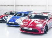 Toyota Celebrates 86 Years of Le Mans By Dressing Up Its GT86 Models - image 783037