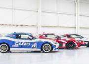 Toyota Celebrates 86 Years of Le Mans By Dressing Up Its GT86 Models - image 783040