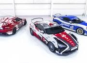 Toyota Celebrates 86 Years of Le Mans By Dressing Up Its GT86 Models - image 783042