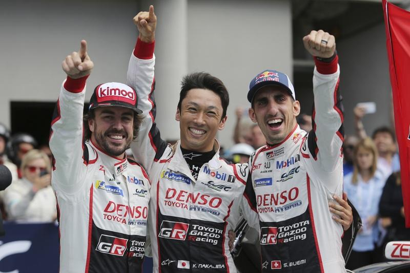 Toyota Finally Wins At Le Mans, Fernando Alonso Draws One Step Closer To Triple Crown