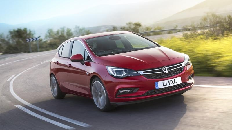 Vauxhall Executes Zafira and Astra