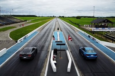 Video of the Day: BMW M2 vs. Ford Mustang Shelby GT350