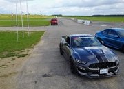 Video of the Day: BMW M2 vs. Ford Mustang Shelby GT350 - image 782029