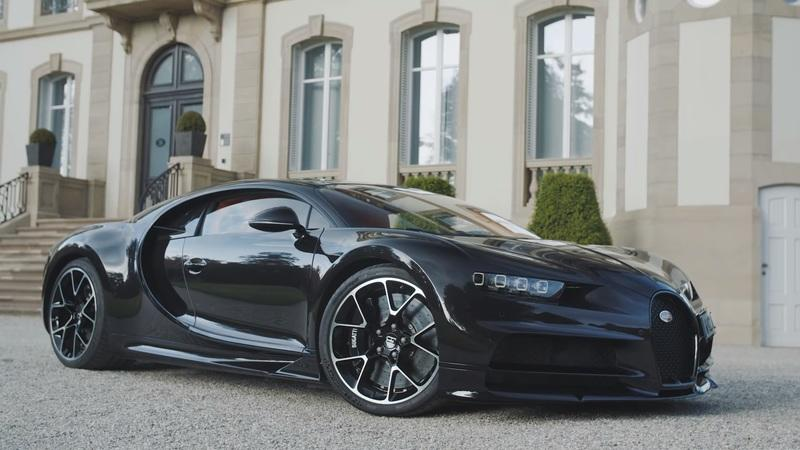 Video of the Day: Everything You Ever Wanted to Know About the Bugatti Chiron
