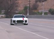 Video of the Day: Jay Lenos Garage: Audi R8 V10 RWS - image 785474