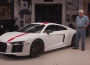 Video of the Day: Jay Lenos Garage: Audi R8 V10 RWS - image 785477