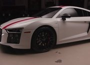 Video of the Day: Jay Lenos Garage: Audi R8 V10 RWS - image 785479