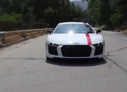 Video of the Day: Jay Lenos Garage: Audi R8 V10 RWS - image 785473