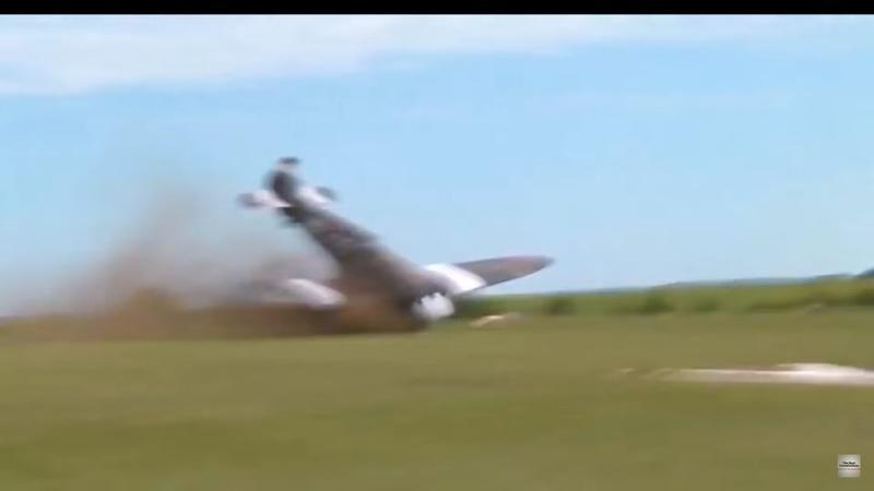 Video of the Day: Plane Crash Accidents