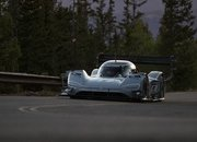 The Volkswagen I. D. R Pikes Peak Qualifies First, Setting Expectations for Winning and Record Breaking - image 784462