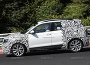 First Glimpse Of The New Volkswagen T-Cross - image 784914