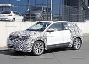 First Glimpse Of The New Volkswagen T-Cross - image 784919