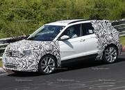 First Glimpse Of The New Volkswagen T-Cross - image 785134