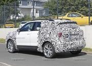 First Glimpse Of The New Volkswagen T-Cross - image 784906