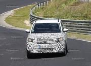 First Glimpse Of The New Volkswagen T-Cross - image 784909