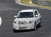 First Glimpse Of The New Volkswagen T-Cross - image 784910