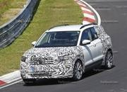 First Glimpse Of The New Volkswagen T-Cross - image 784911