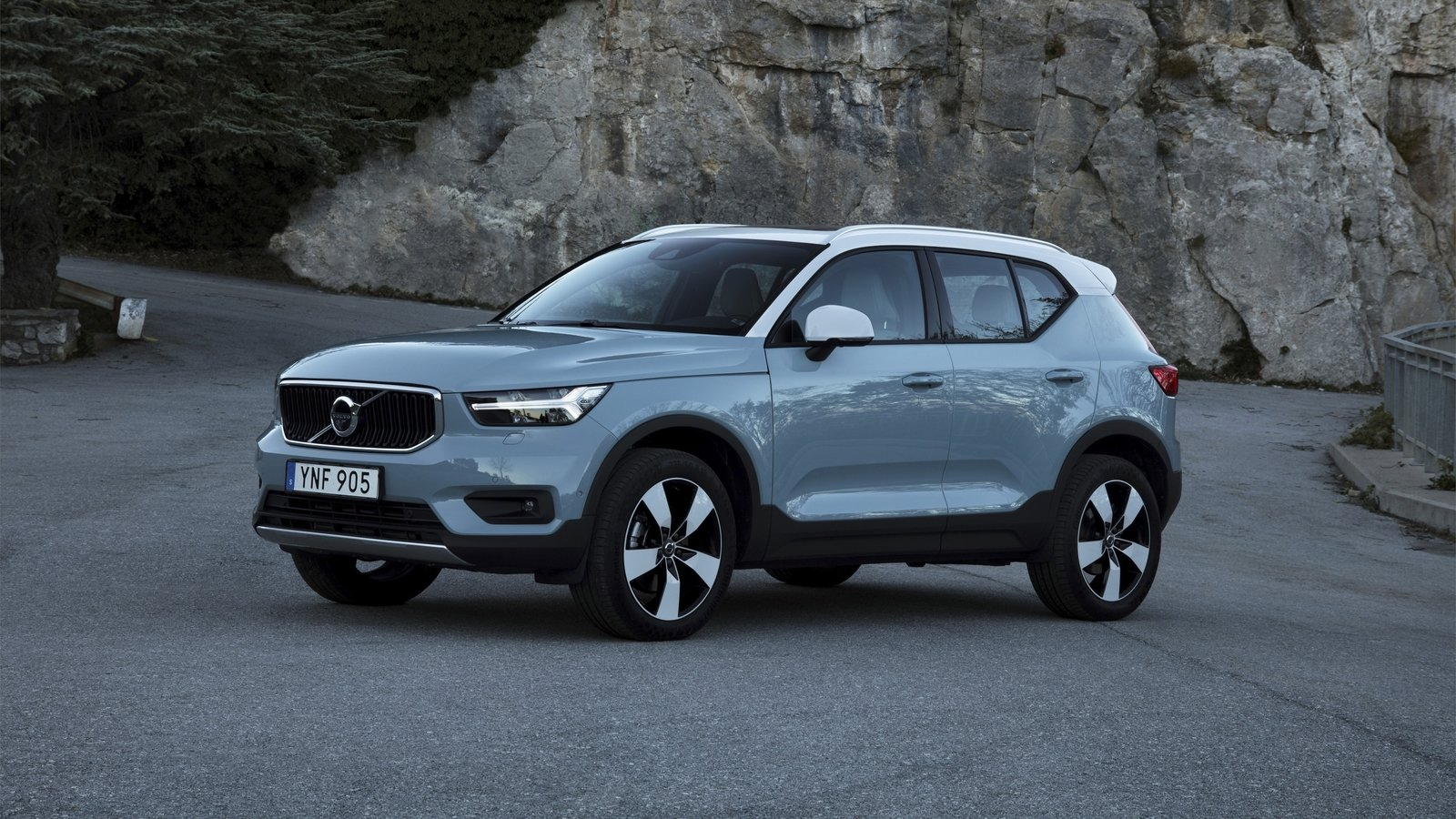 Volvo's First EV Will Be Derived From The XC40; Bolder EVs ...
