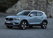 Volvo's First EV Will be Derived from the XC40; Bolder EVs Will Carry Polestar Badge - image 784606