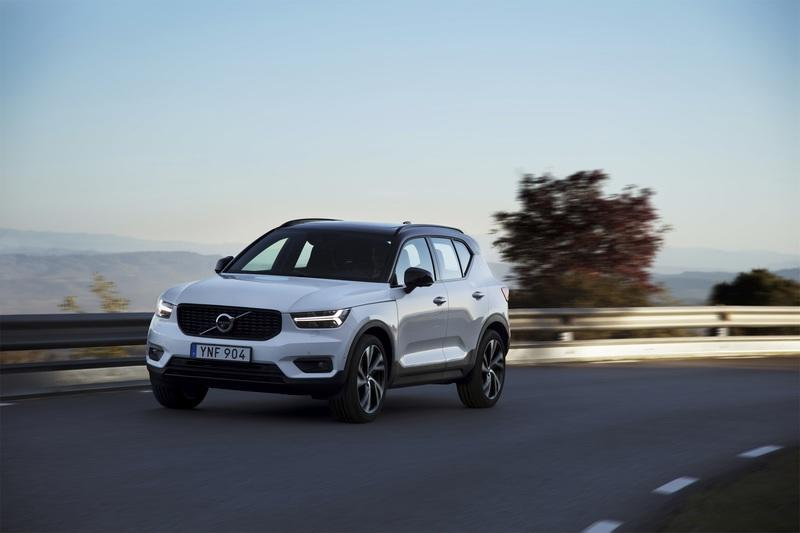 Volvo's First EV Will be Derived from the XC40; Bolder EVs Will Carry Polestar Badge