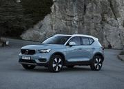 Volvo's First EV Will be Derived from the XC40; Bolder EVs Will Carry Polestar Badge - image 784596