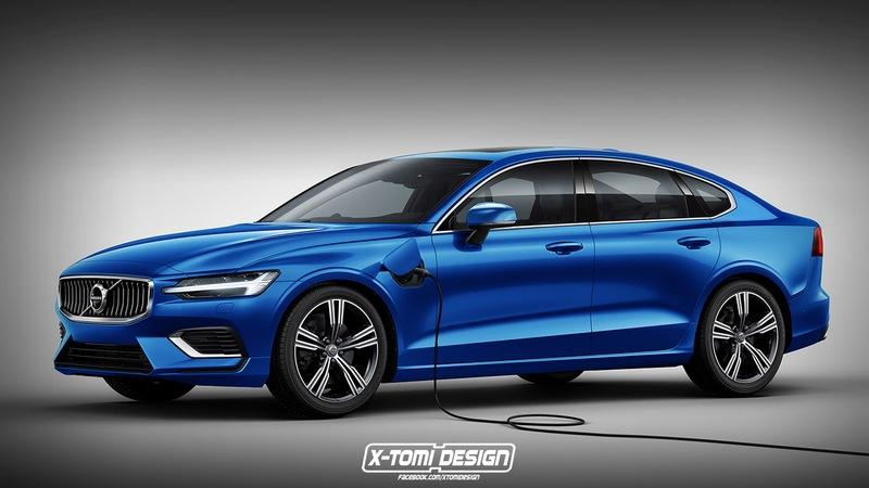 All We Know About The 2019 Volvo S60