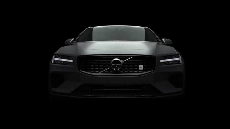 Volvo Teases the New S60 Polestar Days Before its Debut