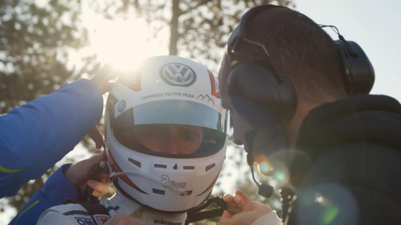 VW Gears Up For Pikes Peak With I.D. R All-Electric Racer: Video
