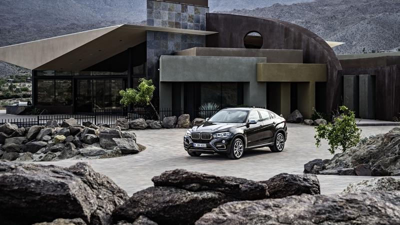 Wallpaper of the Day: 2016 BMW X6