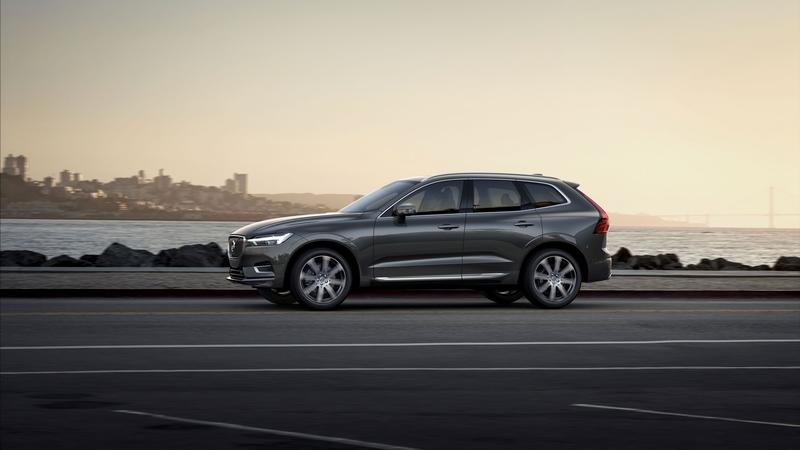 Wallpaper of the day: 2016 Volvo XC60