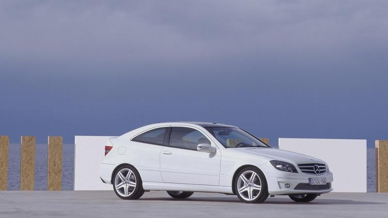 Wallpaper of the Day: 2009 Mercedes CLC-Class