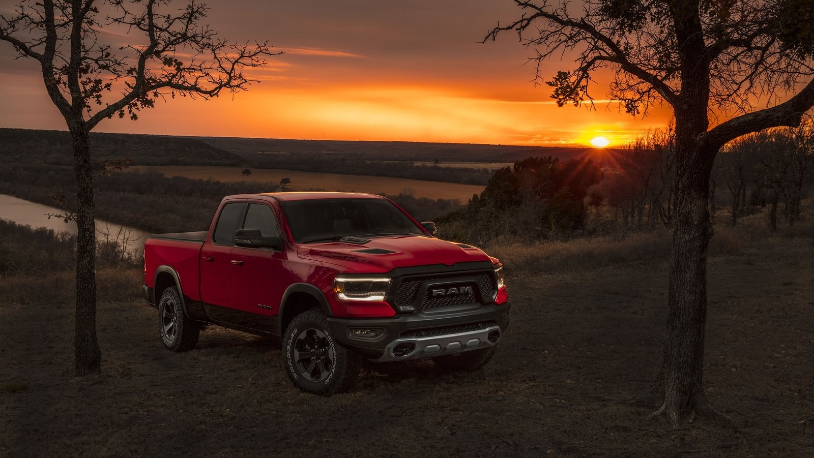 New Chevy Trucks >> Wallpaper Of The Day: 2019 Ram 1500 | Top Speed