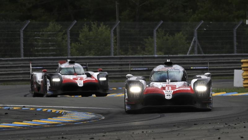 Watch Toyota's Fernando Alonso Slice Through the Le Mans Grid Like a Hot Knife Through Butter