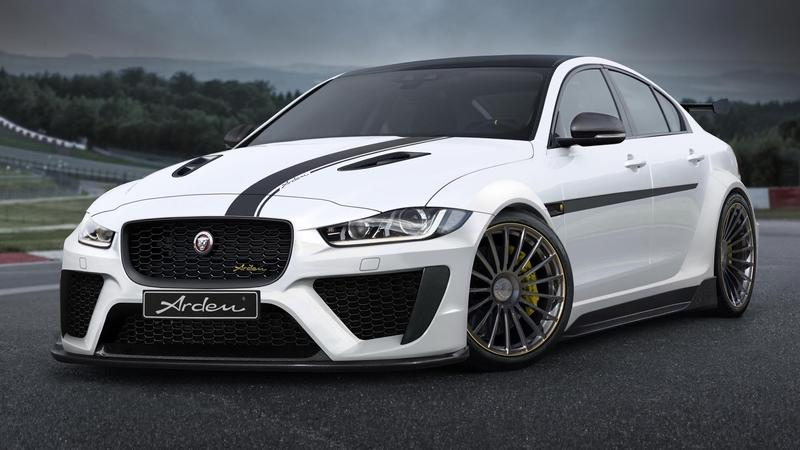 We May Not Have a Jaguar XE SVR in Our Lives, But Arden's Program Comes Pretty Darn Close