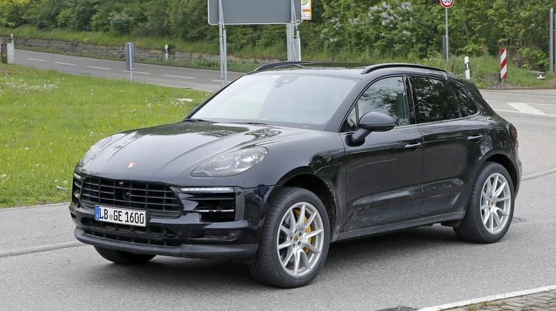 What's Under the Hood of the 2019 Porsche Macan? It's not a Diesel, That's for Sure