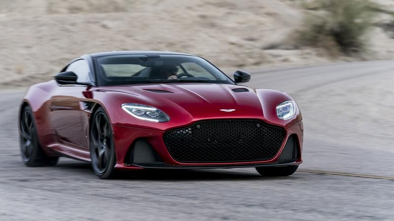 Which Cars Could Possibly Compare with the Aston Martin DBS Superleggera?