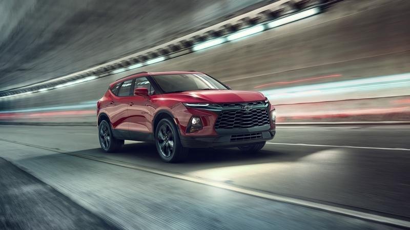 Will There Be a Performance Chevy Blazer or an Off-Road Capable Chevy Blazer ZR2?