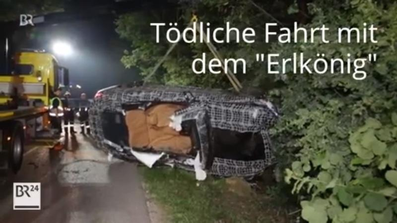 Woman Dies After a BMW 8 Series Prototype Crashes at High Speed
