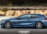 Xtomi Renders the 8 Series as a Cabrio, Pickup, Shooting Brake, and NFS Most Wanted Street Racer - image 783914