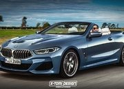 Xtomi Renders the 8 Series as a Cabrio, Pickup, Shooting Brake, and NFS Most Wanted Street Racer - image 783911