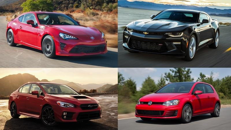 10 Most Affordable New Sports Cars for 2018