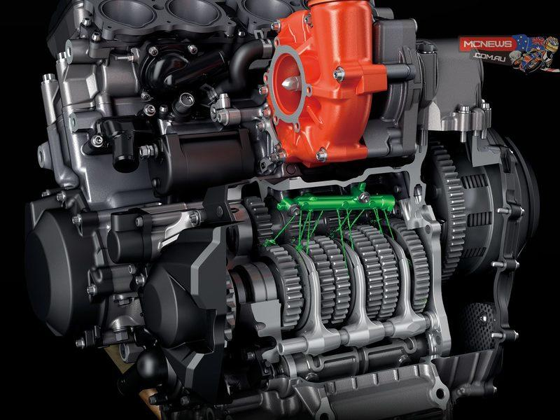 Honda is spewing a supercharged machine for the future