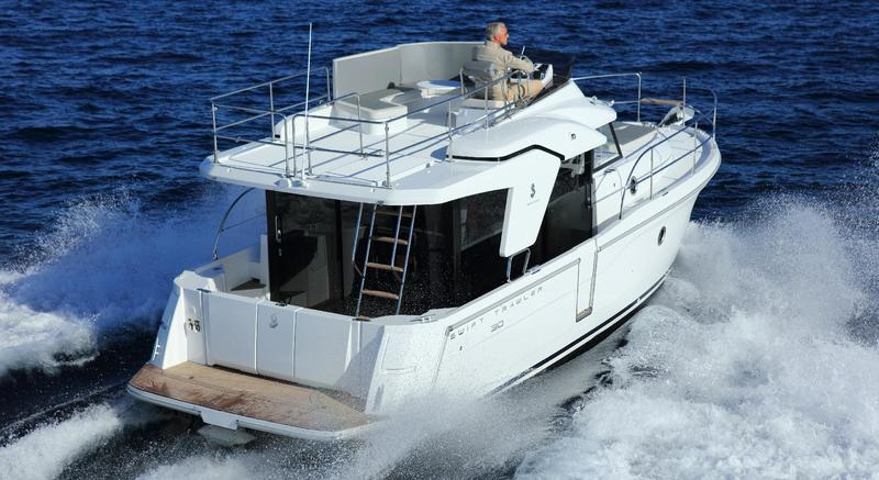 2018 Beneteau Swift Trawler 30 | Top Speed