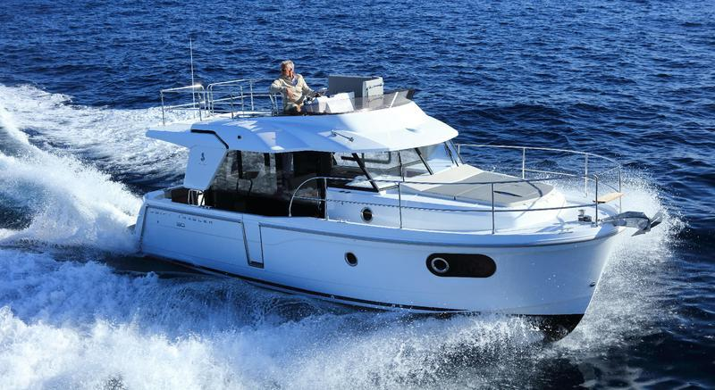 2018 Beneteau Swift Trawler 30