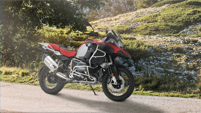 2018 BMW R 1200 GS Adventure