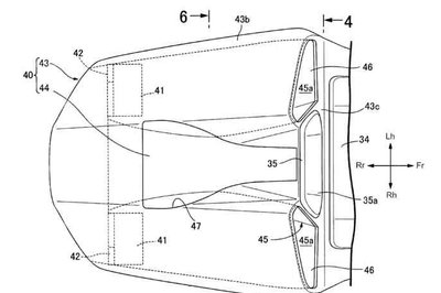 Honda's new V4 will be designed at the edge of aerodynamics